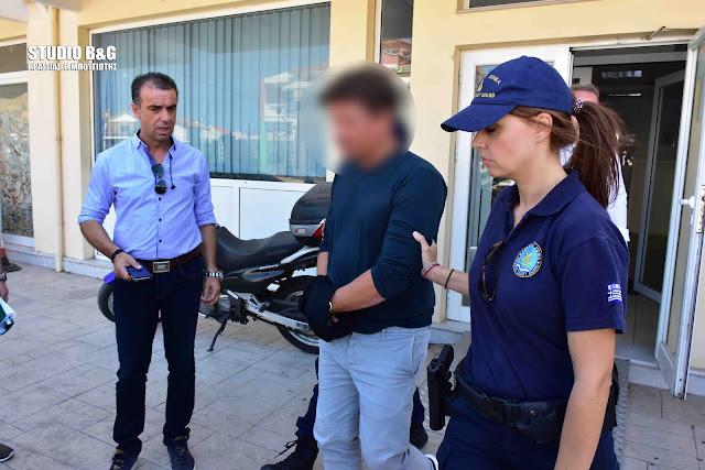Στην εισαγγελία Ναυπλίου ο Γάλλος χειριστής του ταχύπλοου που συγκρούστηκε στην Ερμιονίδα