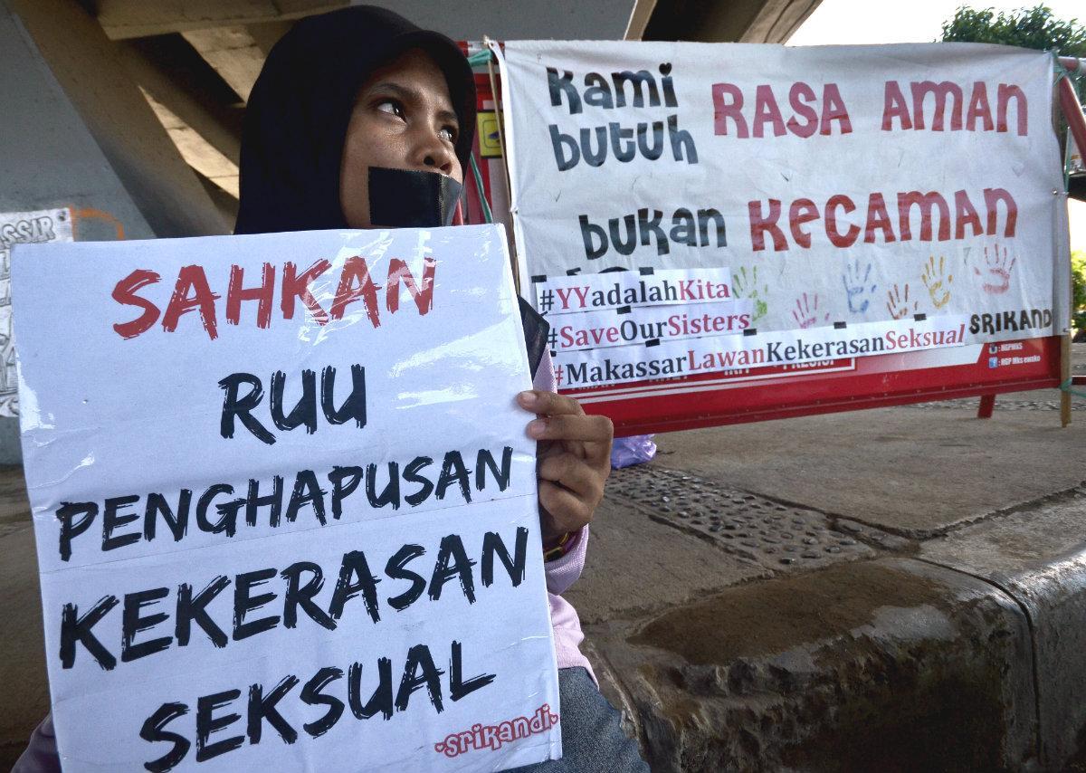 Penghapusan Kekerasan Seksual