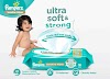 NEW Pampers Sensitive Wipes offers gentle, effective clean for baby