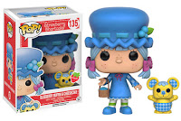 Funko Pop! Blueberry Muffin with her mouse Cheesecake