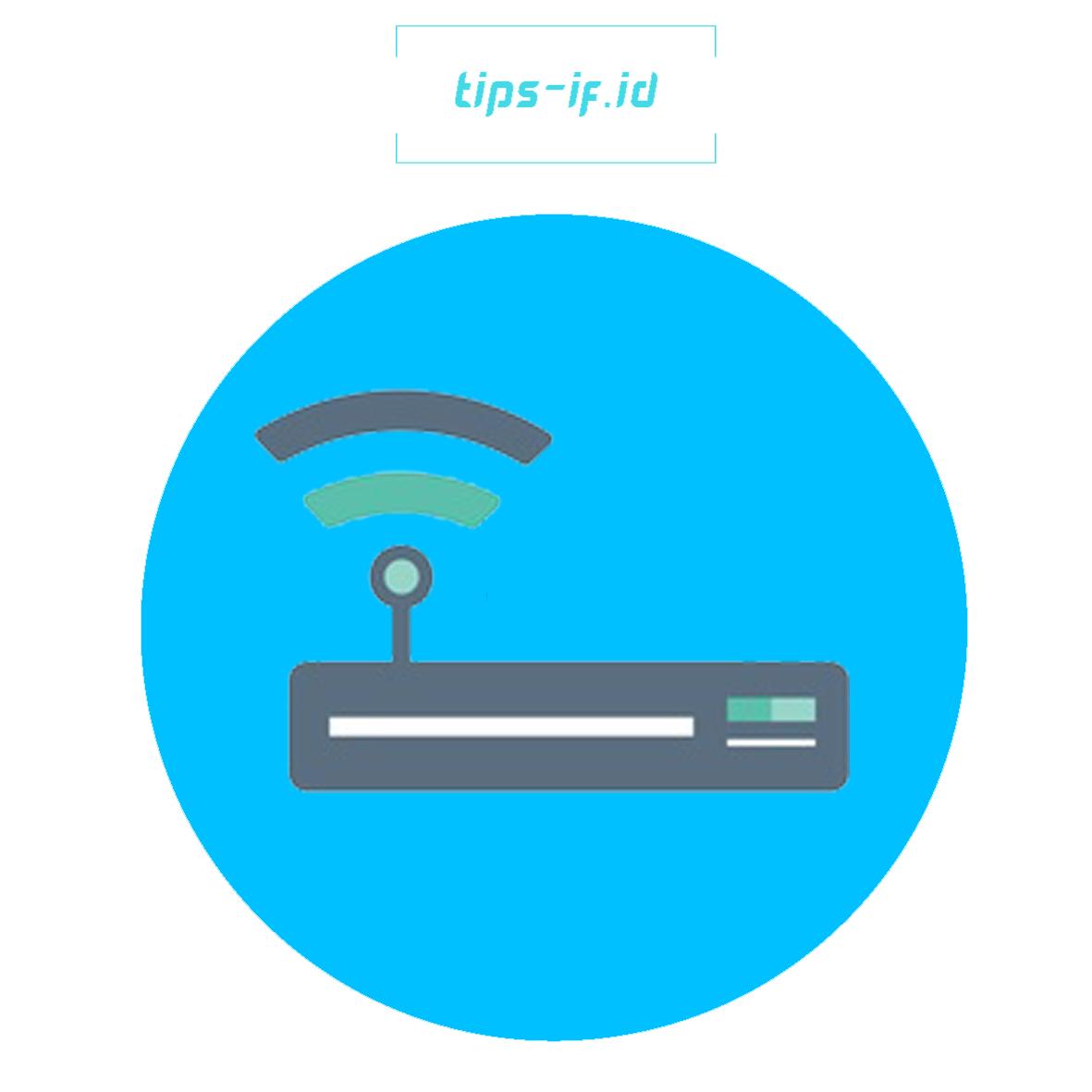 Cara Efektif Memasang Wifi Di Rumah Untuk Mendapatkan ...