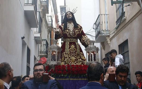 Horarios e itinerarios de los traslados de Ida la Semana Santa de Málaga 2020
