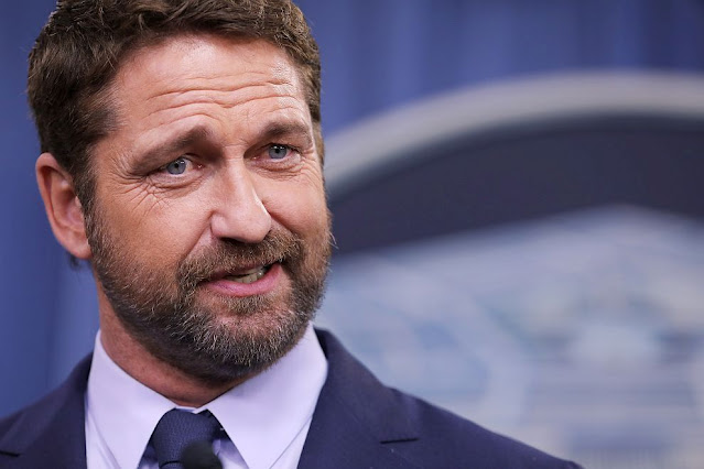 Gerard Butler's favorite of all women moved with a gesture