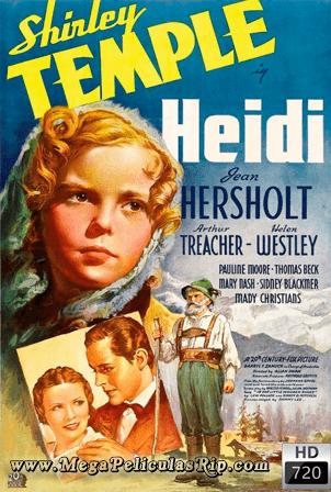 Heidi (1937) [720p] [Latino-Ingles] [MEGA]
