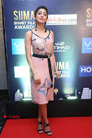 Actress Pranitha Subhash Pos in Short Dress at SIIMA Short Film Awards 2017 .COM 0028.JPG