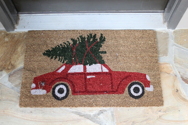 Griswold Christmas Mat