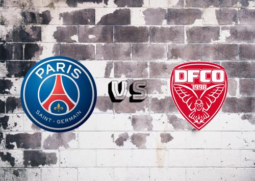 PSG vs Dijon FCO  Resumen y Partido Completo
