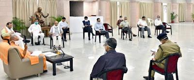 मुख्यमंत्री योगी ने कोविड-19 संक्रमण के आपदा काल में लोगों को बेहतर स्वास्थ्य सेवाएं उपलब्ध कराने के लिए हर सम्भव प्रयास पर बल दिया                                                                                                                                                                         संवाददाता, Journalist Anil Prabhakar.                                                                                               www.upviral24.in
