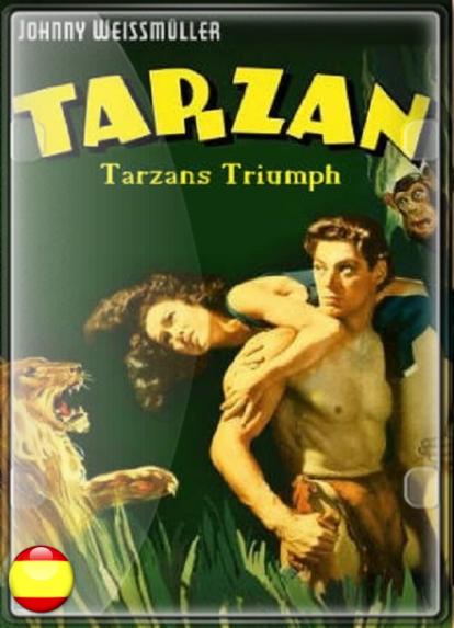 El Triunfo de Tarzán (1943) DVDRIP ESPAÑOL