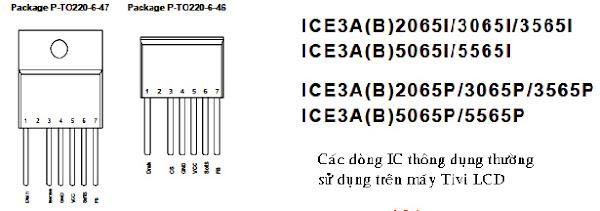Khối nguồn của Tivi - LCD (Phần 7)