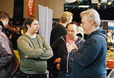 Krüger and Sven