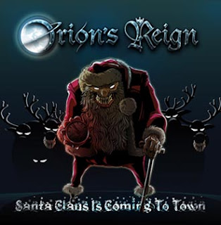 "Orion's Reign feat Minniva - ""Santa Claus Is Coming To Town"""