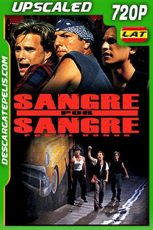 Sangre por sangre 1993 720p Upscaled Latino – Inglés