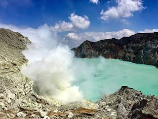 Bali Island, Ijen Crater, Mount Bromo Sunrise tour 3 days 2 nights