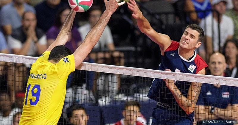 Seleção Brasileira consegue terceira vitória sobre os Estados Unidos
