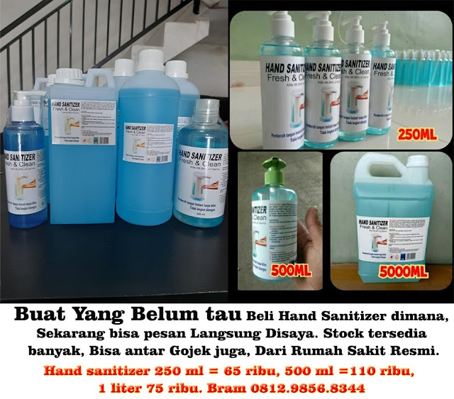 Manfaat Hand Sanitizer, Keunggulan dan Kelebihan