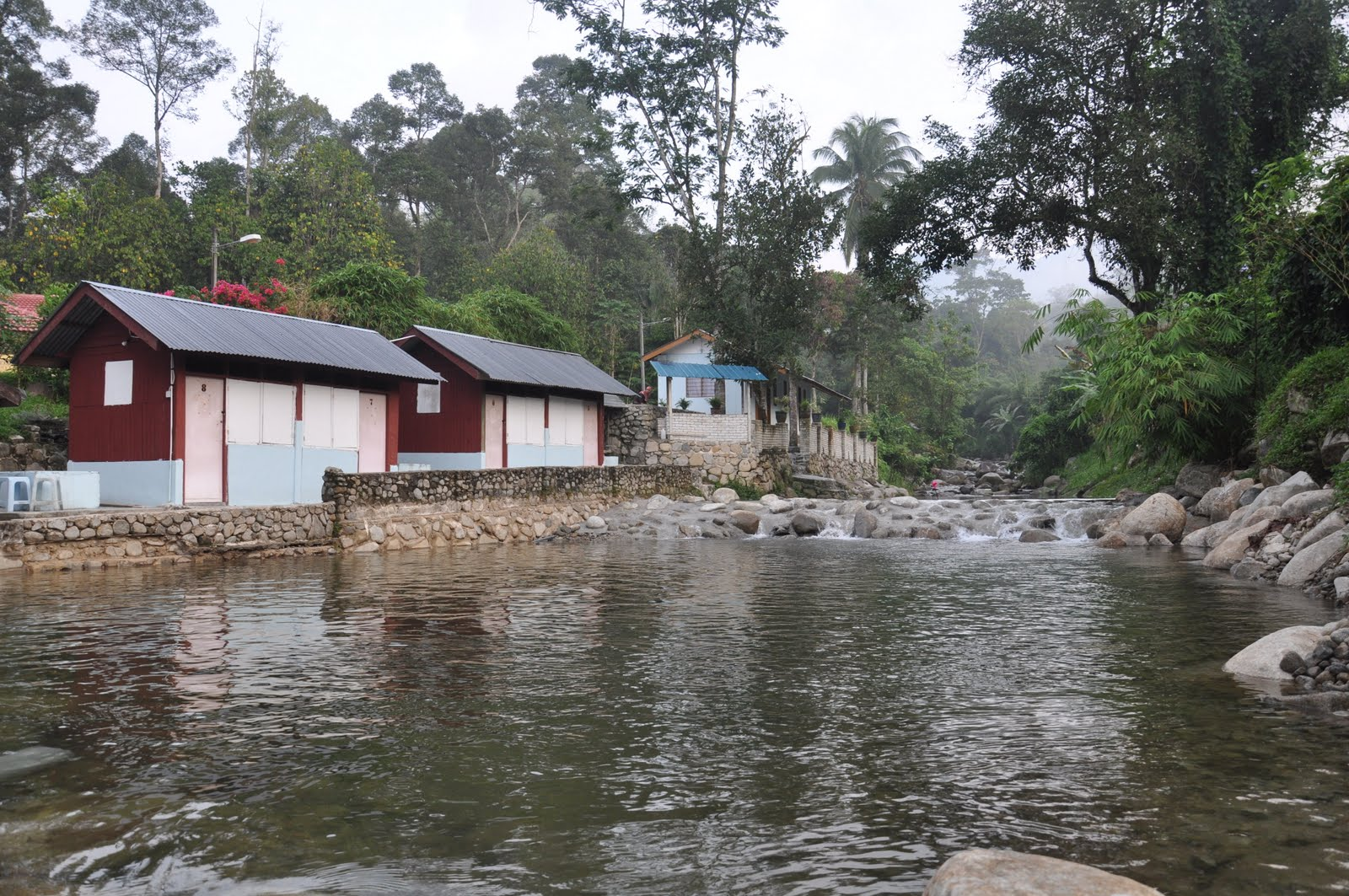 D Sungai Lepoh Chalet Kem March 2020