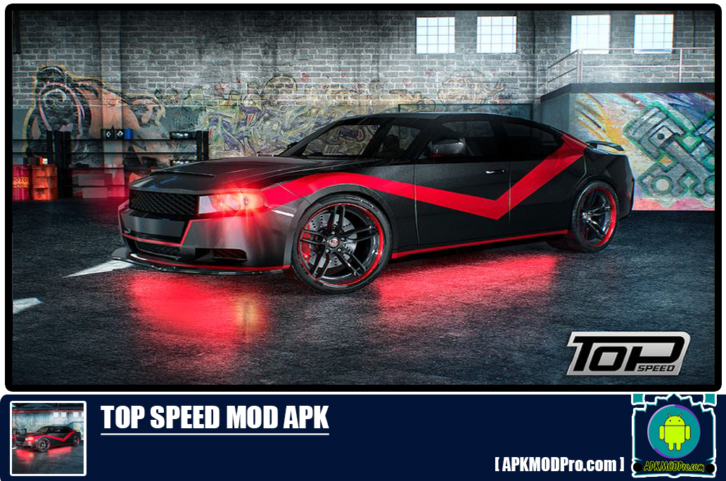 Download Top Speed MOD APK