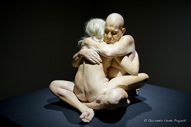 Abrazo, de Marc Sijan por El Guisante Verde Project