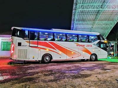 Foto Bus Murni Jaya