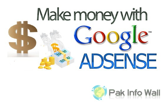 How to make money online with Google Adsense   A step by step guide