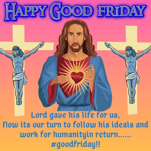 Good Friday Jesus Images
