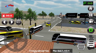 Download IDBS Indonesia Truck Simulator MOD APK v1.1 Original Version Terbaru Mei 2017 Gratis
