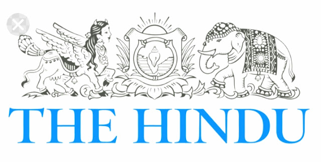 The Hindu Newspaper pdf download paper 16th June2019