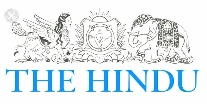 The Hindu pdf newspaper read online of 23rd July