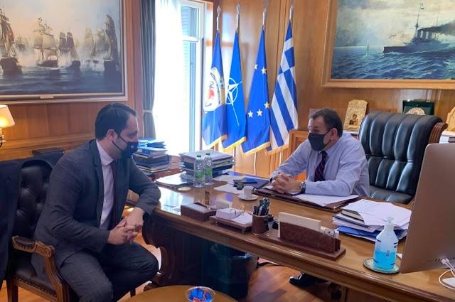 Αποζημίωση στελεχών ΕΔ για υπηρεσίες στα σύνορα ζήτησε από τον ΥΕΘΑ ο Χ. Δερμεντζόπουλος