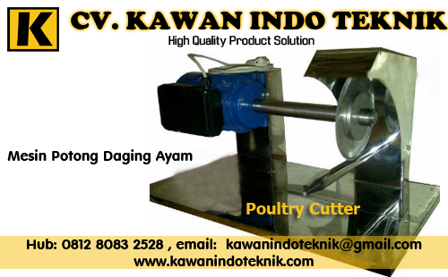 Mesin portion cutter