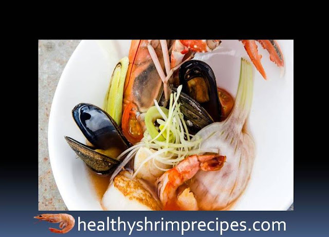 Shrimp bouillabaisse recipe