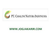 Loker Bantul Staff HRD di PT Casalini Natura Indonesia