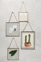 Clear Glass Wall Frames