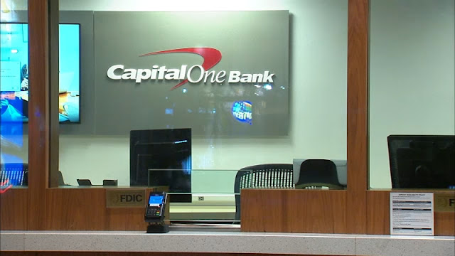 Capital One, Hack, Page Thompson, Michell Hilton
