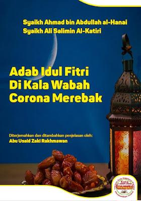 Adab Idul Fitri di kala wabah Corona Merebak