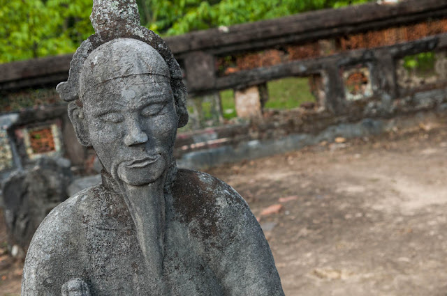 Tumba emperador Thieu Tri