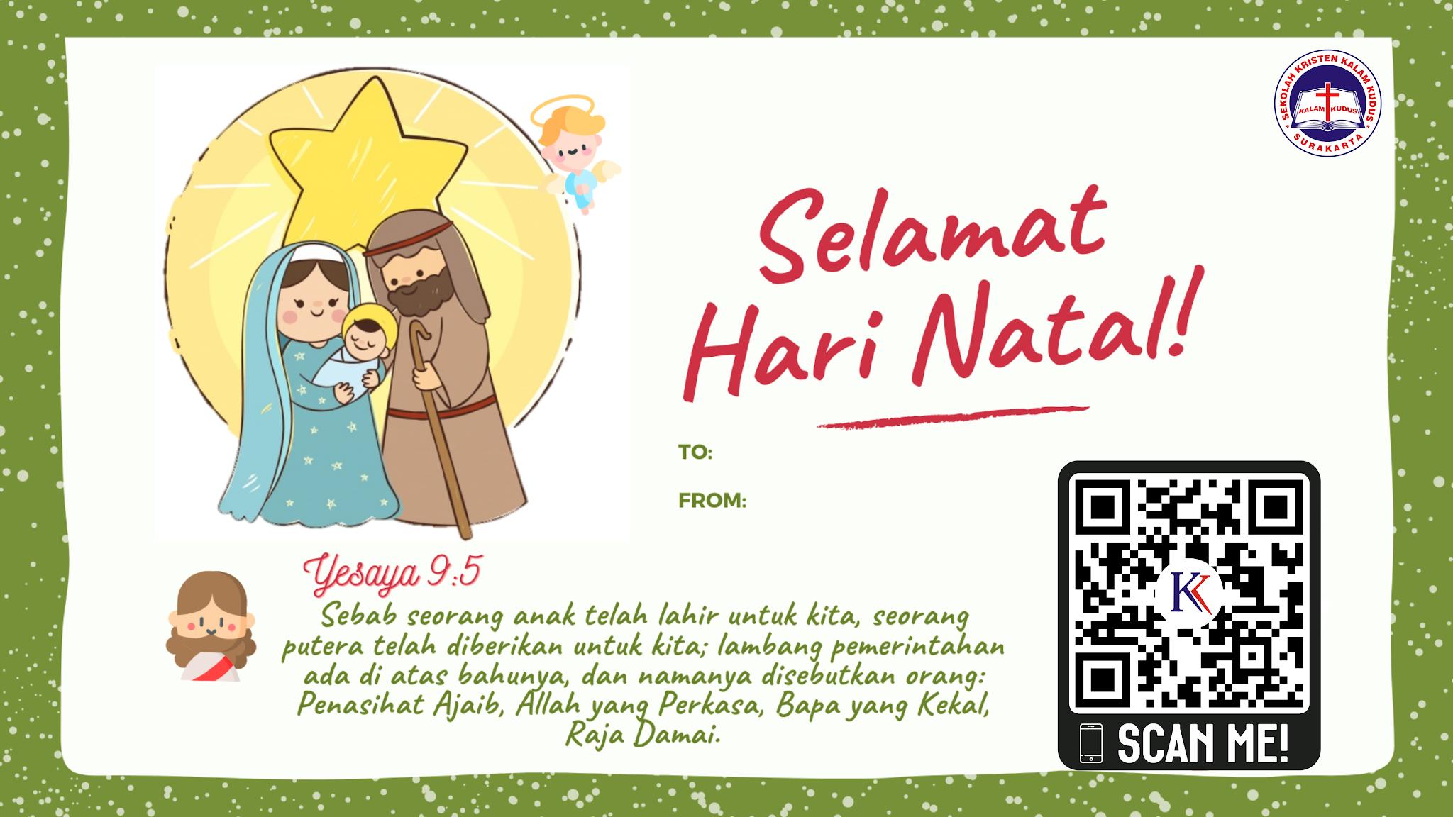 KARTU NATAL 26
