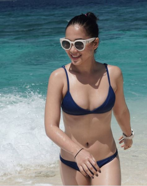 Maja Salvador's Mouth-Watering Bikini Body Is All We Need To Get Started For Summer