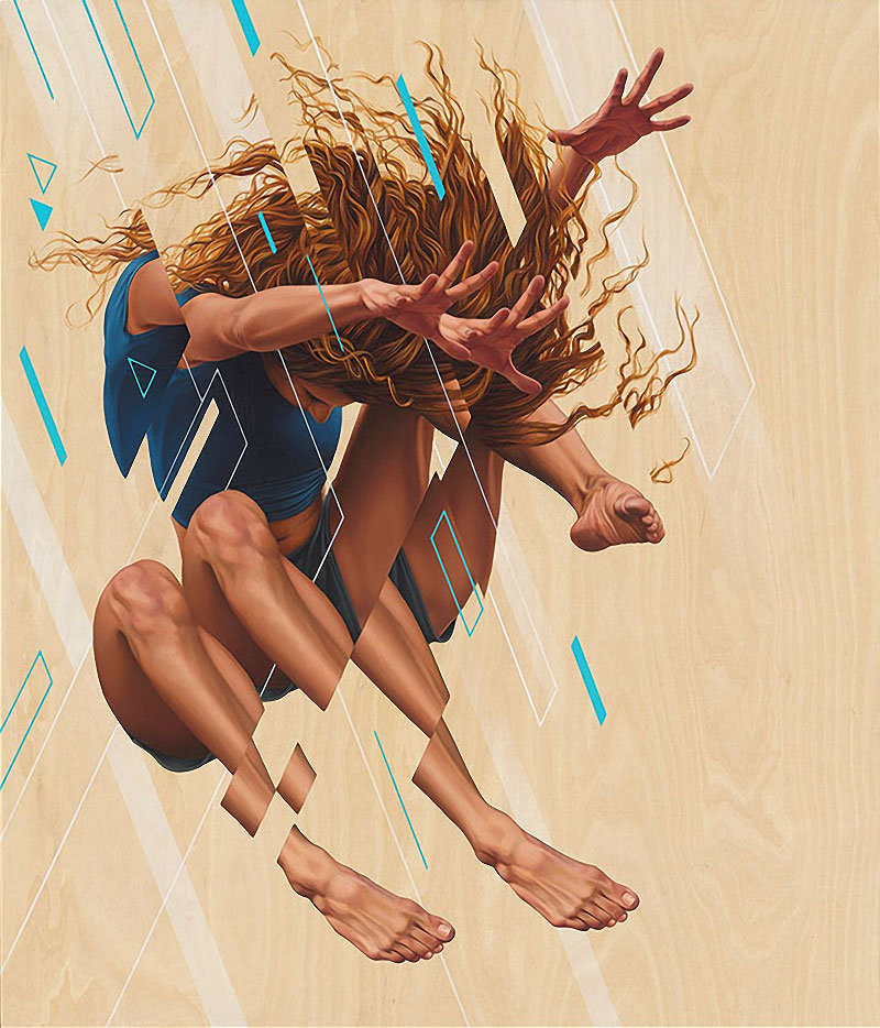 Breaking Point: Paintings by James Bullough