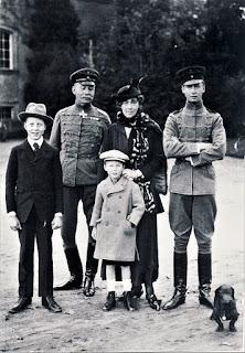Rodzina Hochberg von Pless