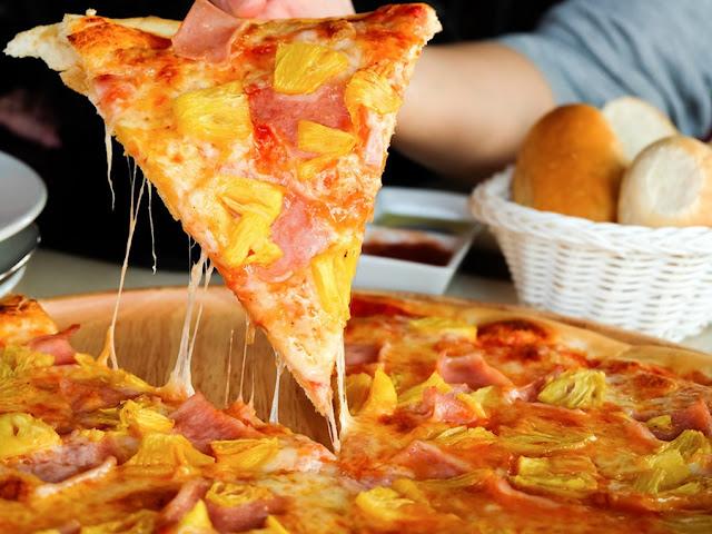 Enfermos de Covid 19 escapan de la clínica para comer pizza