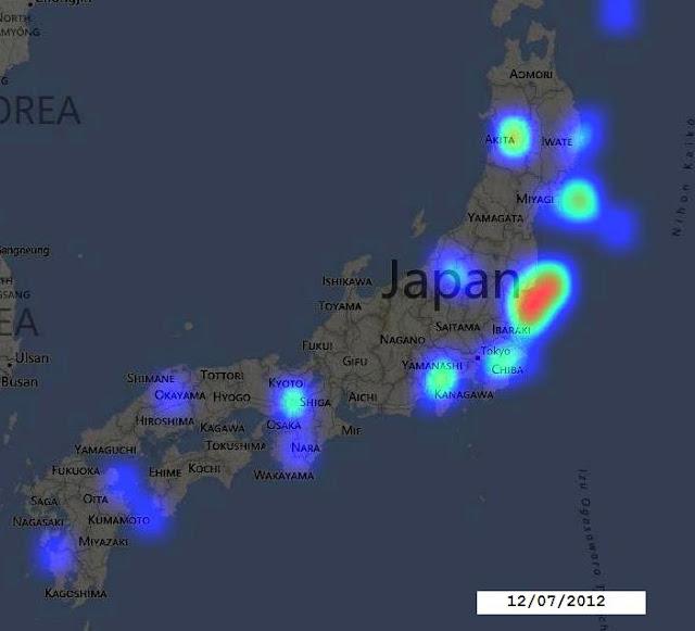 Yunita S Blog 5 Cara Menghilangkan Bekas Jerawat: Ohgituto: Earthquake Prediction For Japan