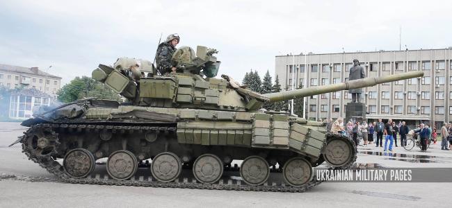 У Харкові відновлять Інститут танкових військ