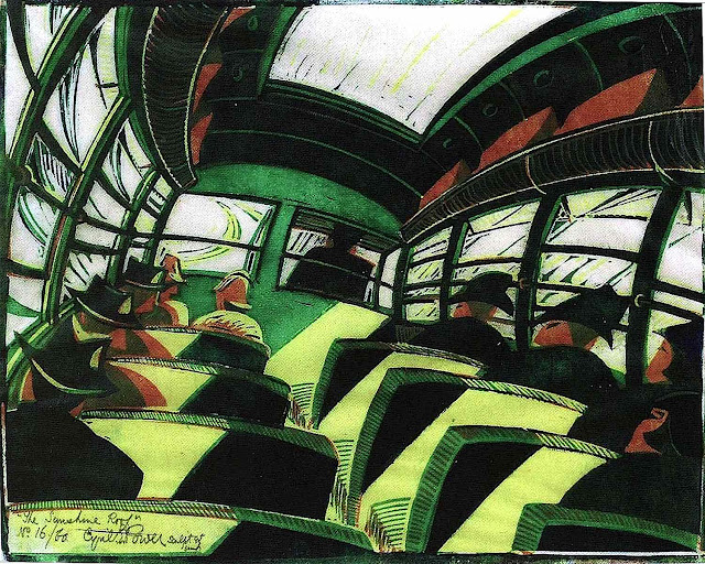 1934 Cyril Power The Sunshine Roof