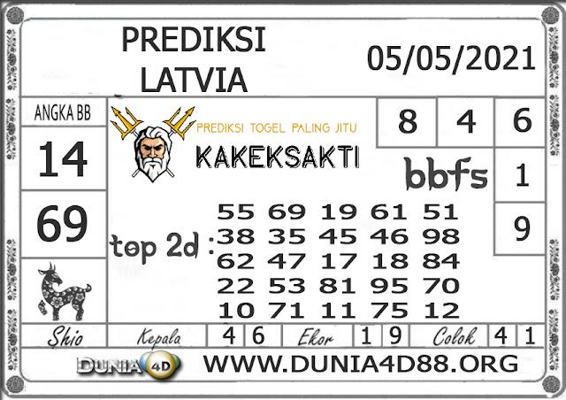 Prediksi Togel LATVIA DUNIA4D 05 MEI 2021