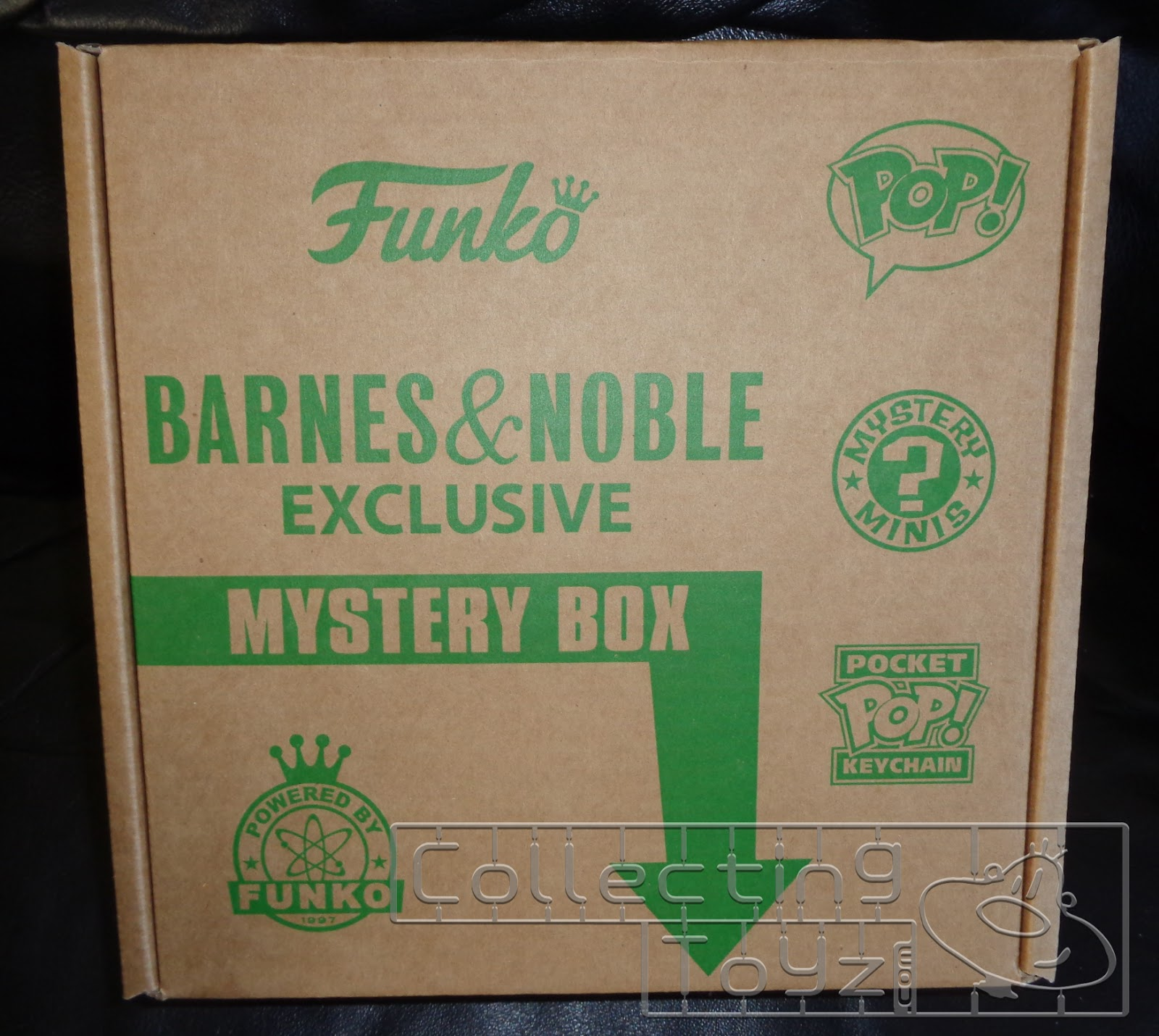 Collecting toyz barnes noble exclusive funko mystery box barnes noble exclusive funko mystery box malvernweather Gallery