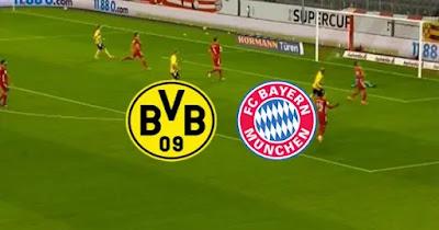مباراة بايرن ميونخ ودورتموند بث مباشر