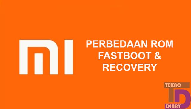 Perbedaan Fastboot ROM dan Recovery ROM Xiaomi