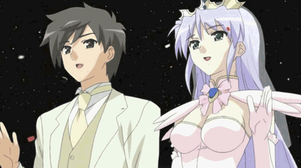 Best Romance Anime Where They Get Married at The End